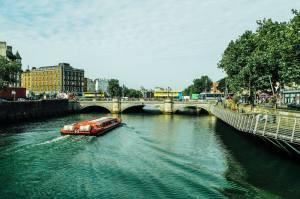 Dublino, Liffey