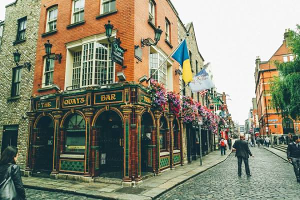 Temple Bar, Dublino