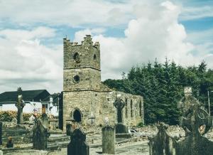 Cong, Irlanda
