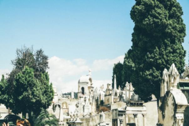 Il cimitero ebraico, Nizza